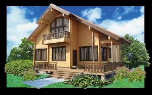 дом из бруса Домодедово