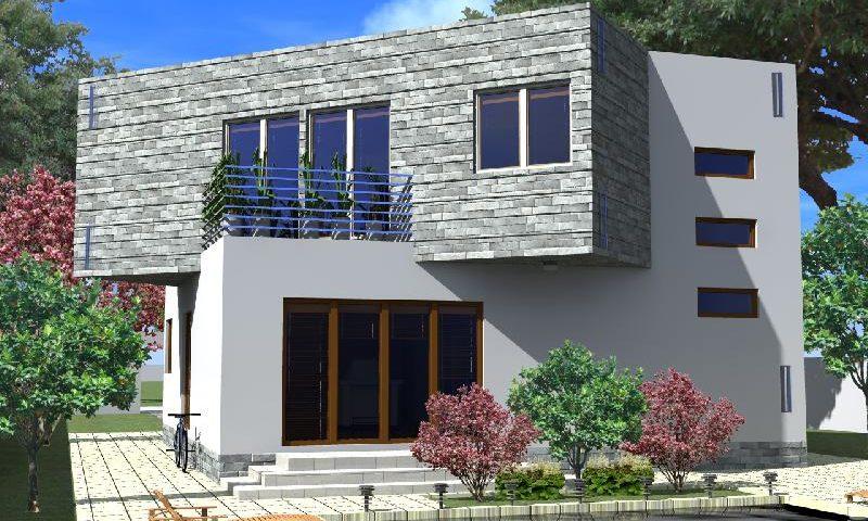 Проект дома 181 м2